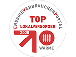 TOP-Lokalversorger Wärme 2020
