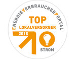 TOP-Lokalversorger Strom 2018