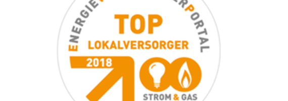 WSW: Top Lokalversorger 2018